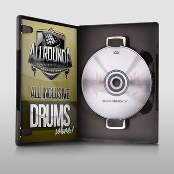 Сэмплы ударных - Allrounda All Inclusive Drums Vol.1