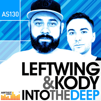 Сэмплы Loopmasters Leftwing and Kody: Into The Deep