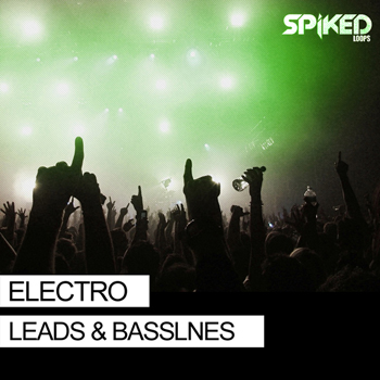 Сэмплы Spiked Loops Electro Leads and Basslines