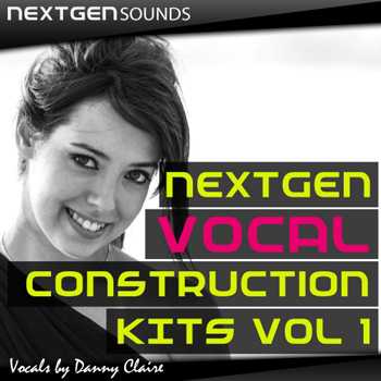 Сэмплы NEXTGEN Sounds NEXTGEN Vocal Construction Kits Vol.1