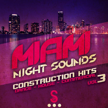 Сэмплы Golden Samples Miami Night Sounds Vol 3