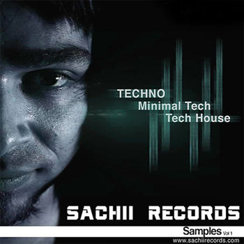 Сэмплы Sachii Records Sachii Records Sample Pack Vol.1