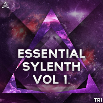 Пресеты Triad Sounds Essential Sylenth Vol.1