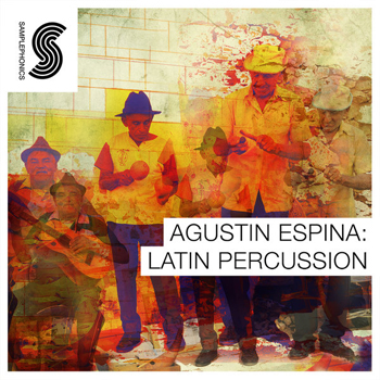 Сэмплы Samplephonics Agustin Espina Latin Percussion