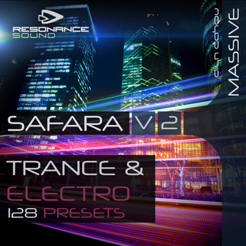 Пресеты Resonance Sound Aiyn Zahev Safara Vol 2