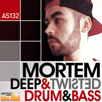 Сэмплы Loopmasters Mortem Twisted Drum and Bass