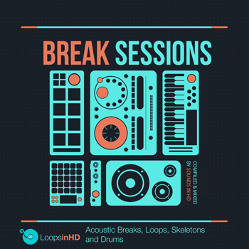 Сэмплы Sounds in HD Break Session