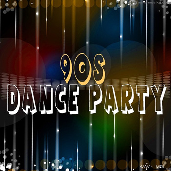 Сэмплы и MIDI - Nano Musik Loops 90s Dance Party