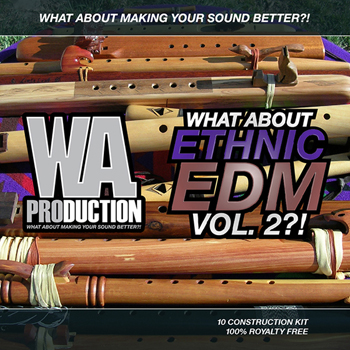 Сэмплы WA Production What About Ethnic EDM Vol 2