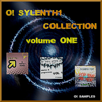 Пресеты O! Samples O! Sylenth1 Collection Vol.1