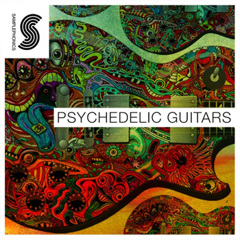 Сэмплы гитары - Samplephonics Psychedelic Guitars