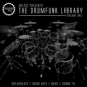 Сэмплы Industrial Strength Records 6Blocc Presents The Drumfunk Library Vol.1