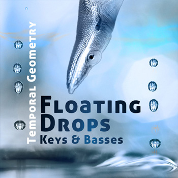 Сэмплы Temporal Geometry Floating Drops Keys and Smooth Basses