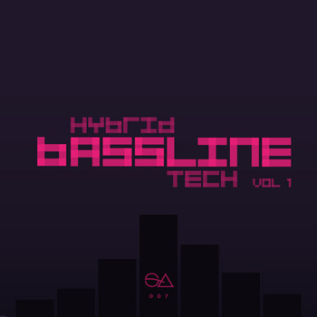 Сэмплы Sample Anatomy Hybrid Bassline Tech Vol.1