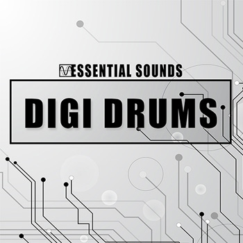 Сэмплы Essential Sounds Digi Drums