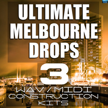 Сэмплы Mainroom Warehouse Ultimate Melbourne Drops 3