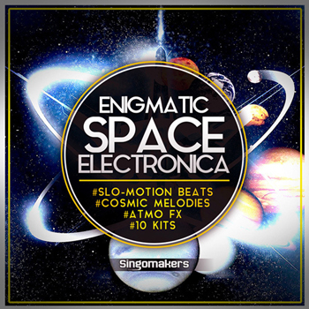 Сэмплы Singomakers Enigmatic Space Electronica