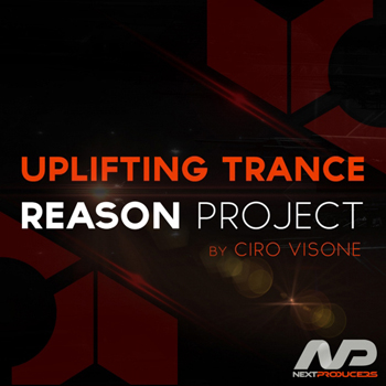 Проект NextProducers Driving Trance Reason Project by Ciro Visone