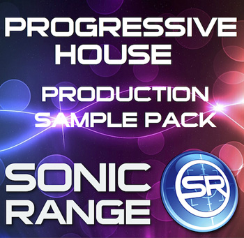 Сэмплы Sonic Range Progressive House Production Sample Packs