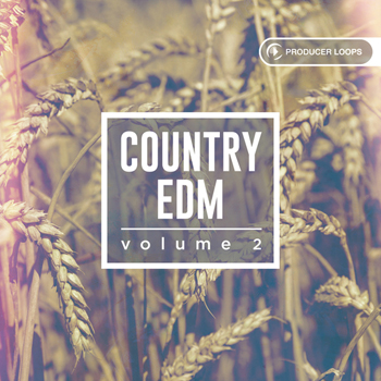 Сэмплы Producer Loops Country EDM Vol 2