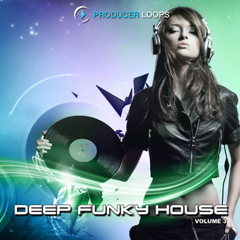 Сэмплы Producer Loops Deep Funky House Vol 3