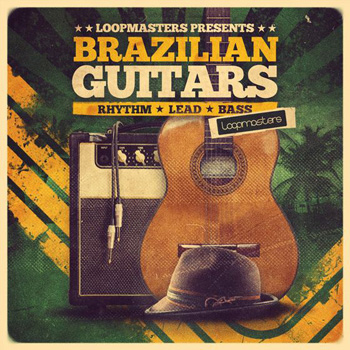 Сэмплы Organic Loops Brazilian Guitars
