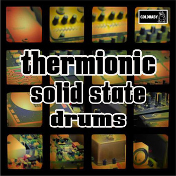 Сэмплы ударных - Goldbaby Thermionic Solid State Drums