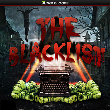 Сэмплы Jungle Loops The Blacklist