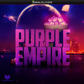 Сэмплы Jungle Loops Purple Empire