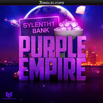 Пресеты Jungle Loops Purple Empire Sylenth1