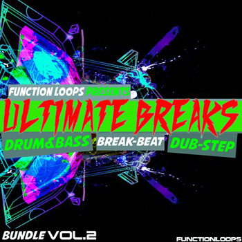 Сэмплы Function Loops Ultimate Breaks Bundle 2