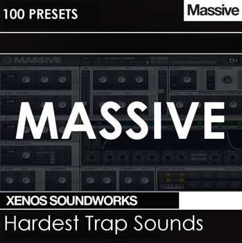 Пресеты Xenos Soundworks Hardest Trap Sounds