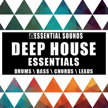 Сэмплы Essential Sounds Deep House Essentials