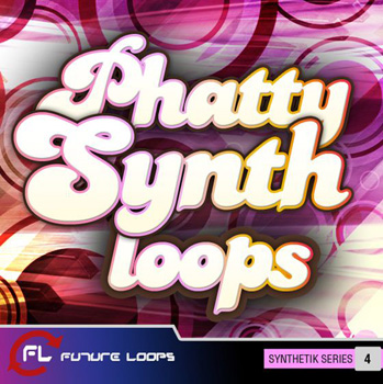 Сэмплы Future Loops Phatty Synth Loops