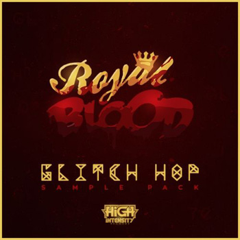 Сэмплы High Intensity Studios Royal Blood Glitch Hop Sample Pack