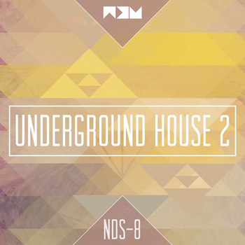 Сэмплы No Dough Samples Underground House 2