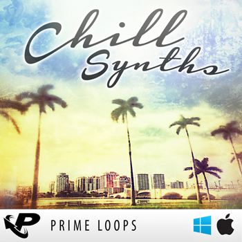Сэмплы Prime Loops Chill Synths