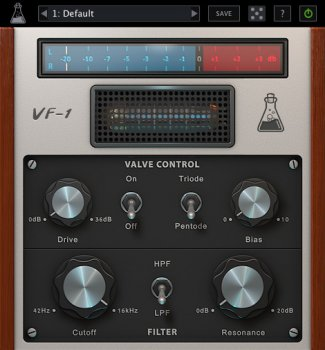 AudioThing Valve Filter VF-1 v1.5.1 x86 x64