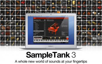 IK Multimedia SampleTank 3 v3.7.0 x86 x64