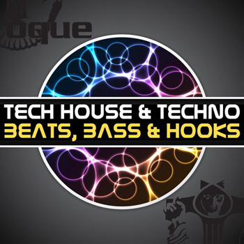 Сэмплы Baroque Records Tech House and Techno Beats Bass and Hooks