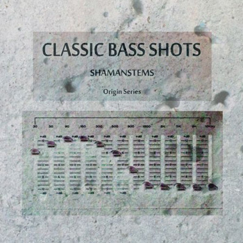 Сэмплы ShamanStems Origin Series Classic Bass Shots