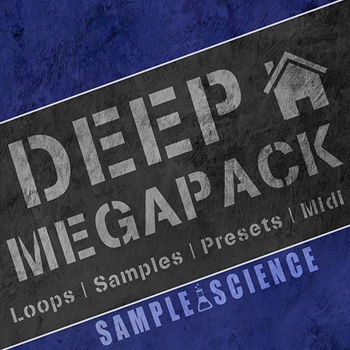 Сэмплы Sample Science Deep House Megapack