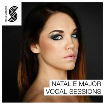 Сэмплы вокала - Samplephonics Natalie Major Vocal Sessions