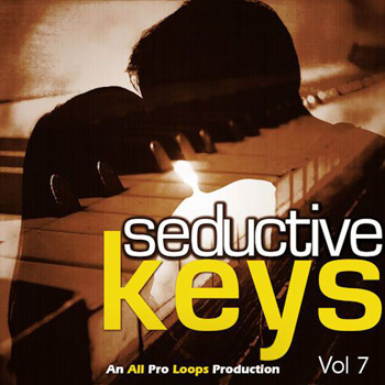 Сэмплы All Pro Loops Seductive Keys 7