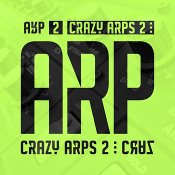 Сэмплы Diginoiz Crazy Arps 2
