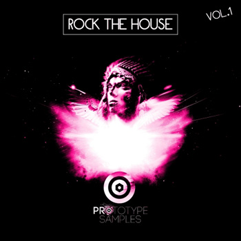 MIDI файлы Prototype Samples Rock The House Vol.1