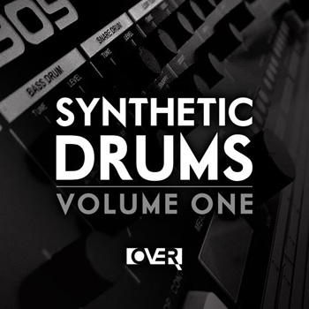 Сэмплы ударных - Over Samples Synthetic Drums Vol.1