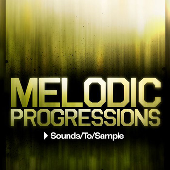 Сэмплы Sounds To Sample Melodic Progressions