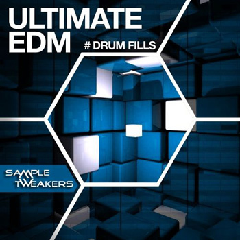 Сэмплы Sample Tweakers Ultimate EDM Drum Fills