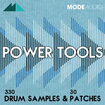 Сэмплы ударных ModeAudio Power Tools Drum Samples and Patches